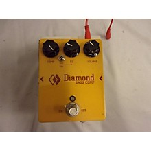 DIAMOND PEDALS Bass Comp Effect Pedal