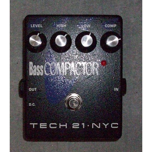 Tech 21 Bass Compactor Effect Pedal-thumbnail