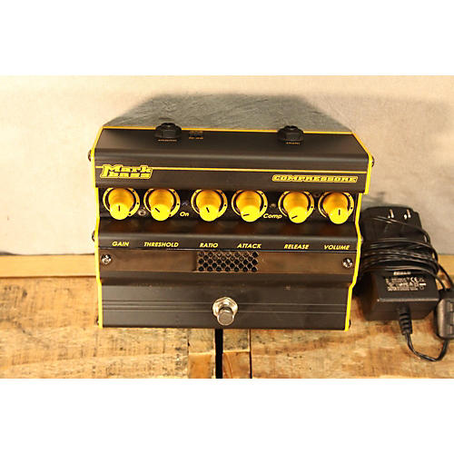 used markbass bass compressor bass effect pedal guitar center. Black Bedroom Furniture Sets. Home Design Ideas