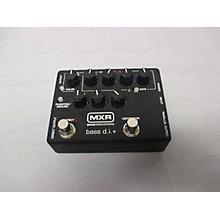 MXR Bass D.i. + Bass Effect Pedal