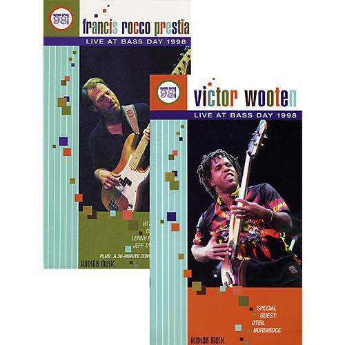 Hudson Music Bass Day 1998 (VHS)-thumbnail