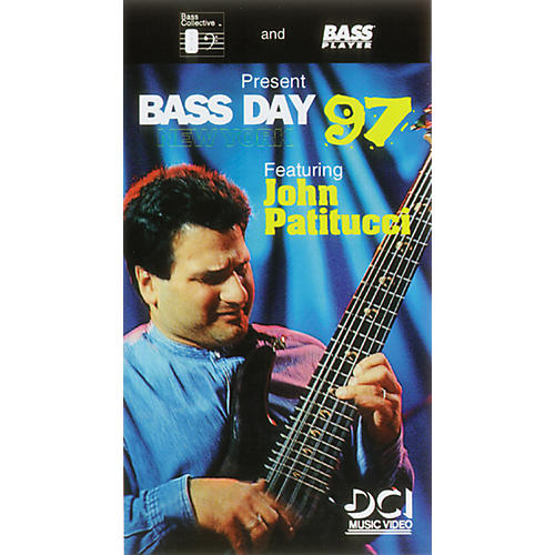 Alfred Bass Day 97: John Patitucci Video