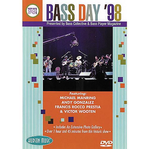 Hudson Music Bass Day '98 (DVD)-thumbnail
