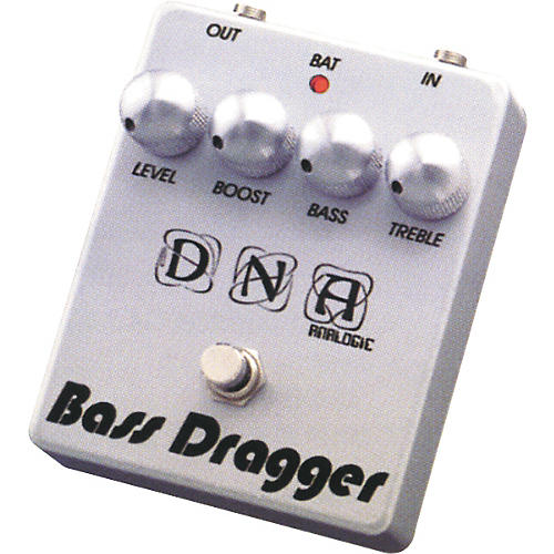 DNA Analogic Bass Dragger Distortion Pedal