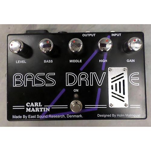 Carl Martin Bass Drive Bass Effect Pedal