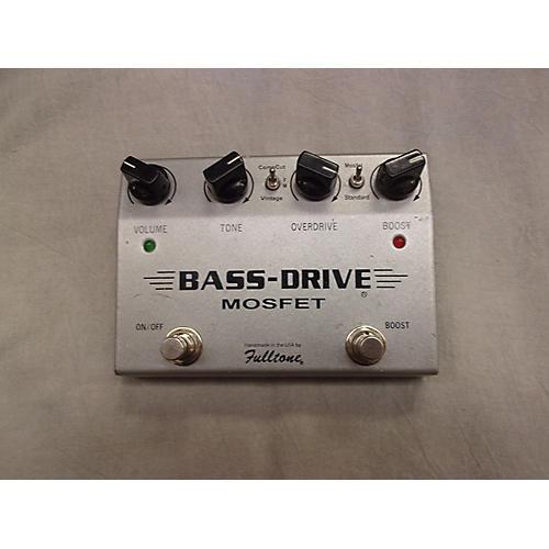 Fulltone Bass Drive Mosfet Effect Pedal
