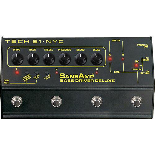 Tech 21 Bass Driver Deluxe