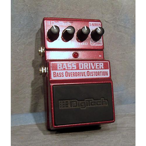 Digitech Bass Driver ELEC ELECT.A PEDAL B