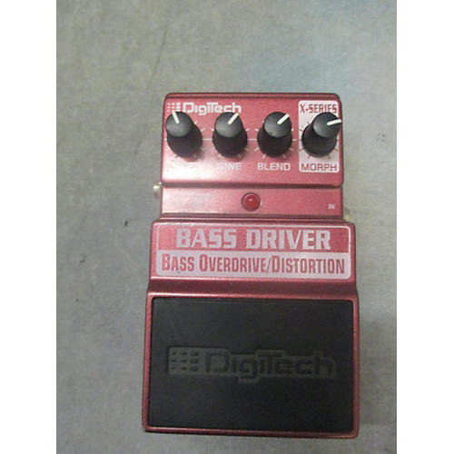 Digitech Bass Driver Effect Pedal