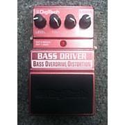 Digitech Bass Driver Effect Pedal
