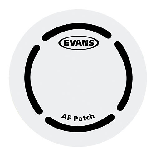 Evans Bass Drum AF Patch