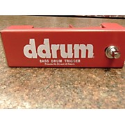 Ddrum Bass Drum Acoustic Drum Trigger