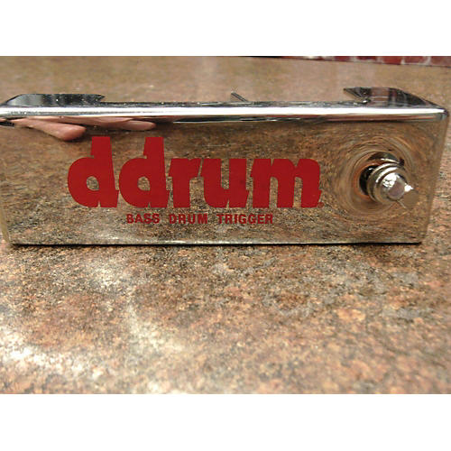 Ddrum Bass Drum Chrome Acoustic Drum Trigger-thumbnail