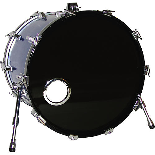 Big Bang Distribution Bass Drum O's 4 in. Chrome