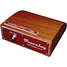 Logjam Bass Drum in a Box Travel Log Stomper