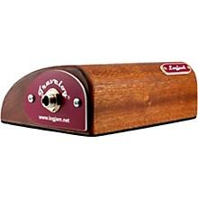 Logjam Bass Drum in a Box Travel Log Stomper