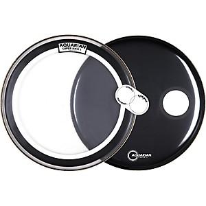 Aquarian Bass Drumhead Pack