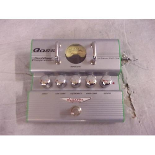 Ashdown Bass Dual Band Compression Bass Effect Pedal-thumbnail