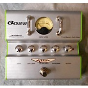 Ashdown Bass Dual Band Compression Effect Pedal