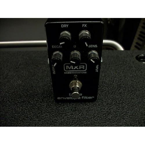 MXR Bass Envelope Filter Bass Effect Pedal-thumbnail