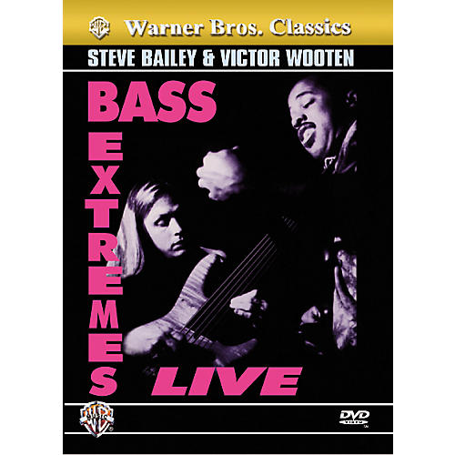 Alfred Bass Extremes Wooten and Bailey (DVD)-thumbnail