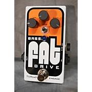 Pigtronix Bass Fat Drive Bass Effect Pedal