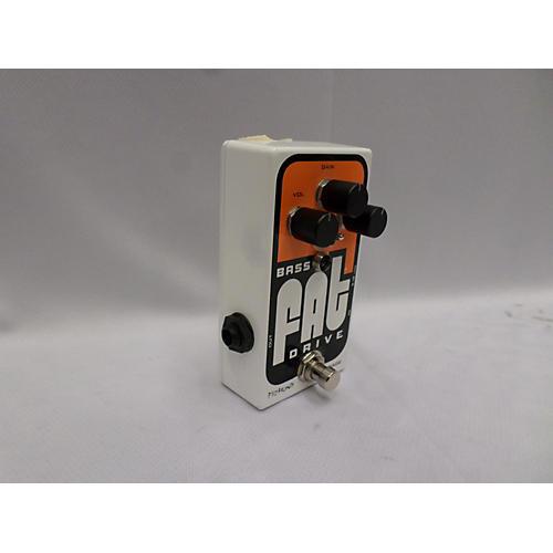 Pigtronix Bass Fat Drive Bass Effect Pedal-thumbnail