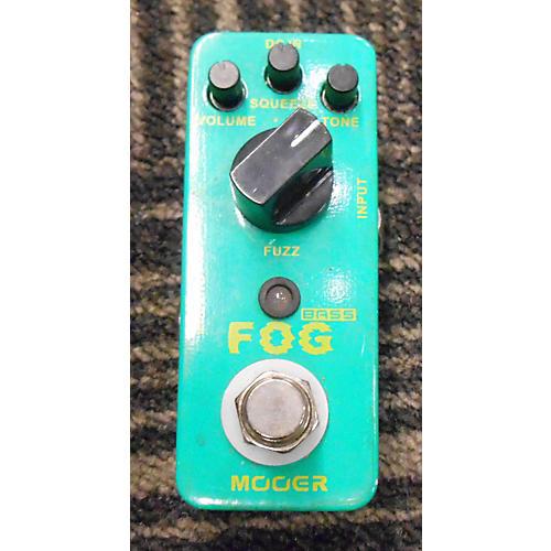 Mooer Bass Fog Effect Pedal-thumbnail