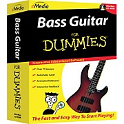Bass For Dummies CD-ROM