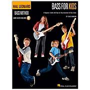 Hal Leonard Bass For Kids - Bass Method (Book/CD)
