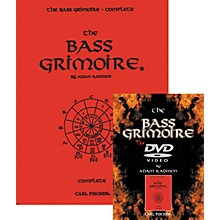 Carl Fischer Bass Grimoire Book & DVD Package
