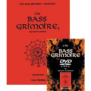 Carl Fischer Bass Grimoire Book and DVD Package by Carl Fischer