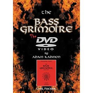 Carl Fischer Bass Grimoire DVD by Carl Fischer