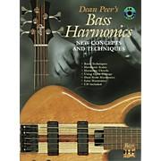 Alfred Bass Harmonics Book/CD
