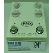 T-Rex Engineering Bass Juice Bass Effect Pedal