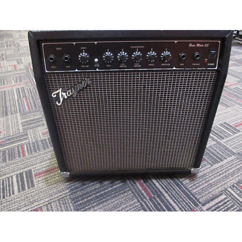 used traynor bass mate 25 bass combo amp guitar center. Black Bedroom Furniture Sets. Home Design Ideas