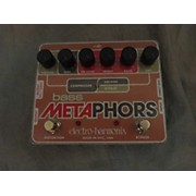 Electro-Harmonix Bass Metaphors Compressor Bass Effect Pedal