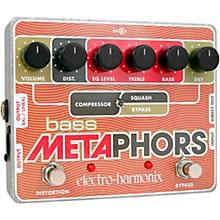 Electro-Harmonix Bass Metaphors Compressor Effects Pedal