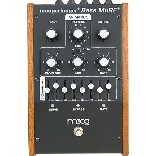 Moog Bass MuRF MF-105B Moogerfooger
