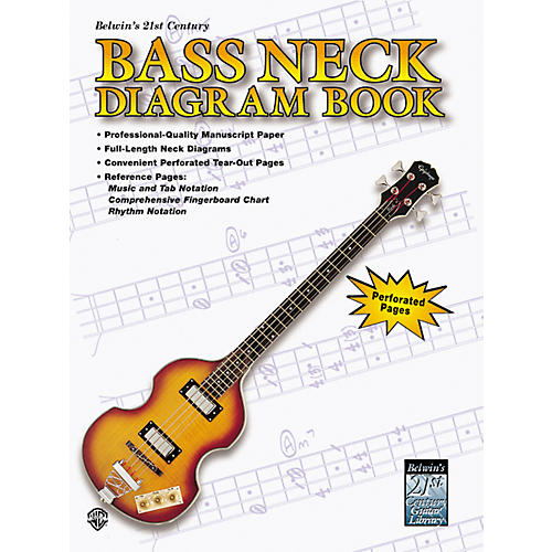 Alfred Bass Neck Diagram Book-thumbnail