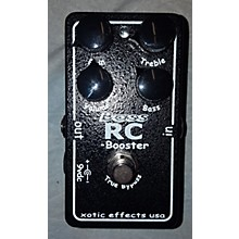 Xotic Bass RC Booster Effect Pedal