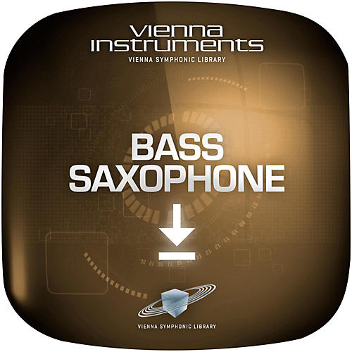 Vienna Instruments Bass Saxophone Full