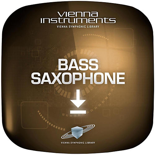Vienna Instruments Bass Saxophone Upgrade To Full Library-thumbnail