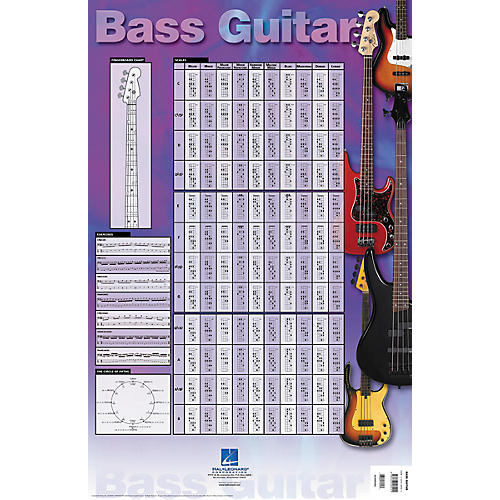 Homespun Bass Scales and Exercises Poster-thumbnail