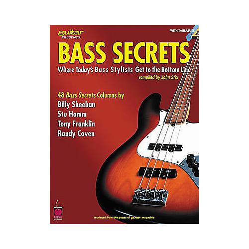 Cherry Lane Bass Secrets Book