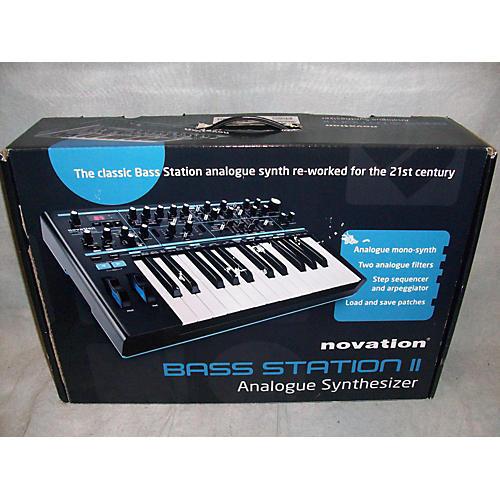 Novation Bass Station II Synthesizer-thumbnail