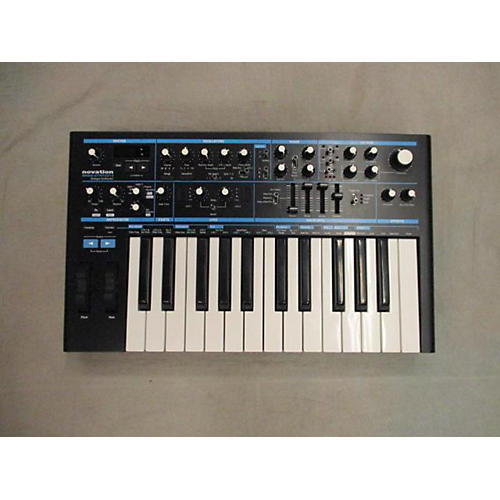 Novation Bass Station II Synthesizer-thumbnail