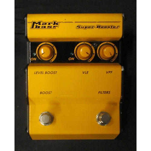 Markbass Bass Super Booster Bass Effect Pedal