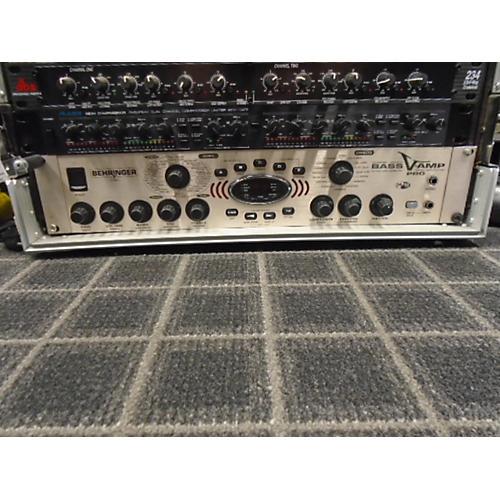 Behringer Bass V-AMP Pro Rack Bass Effect Pedal