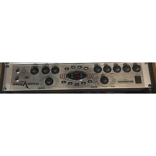 Behringer Bass V-AMP Pro Rack Bass Effect Pedal-thumbnail